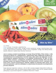 "Ulotka ""Slim by Slim"""