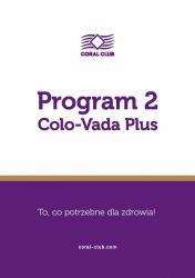 "Broszura ""Program 2 Colo Vada Plus"""