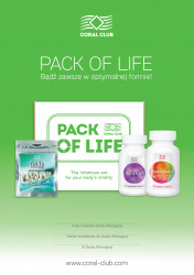 "Ulotka ""Pack of Life"""